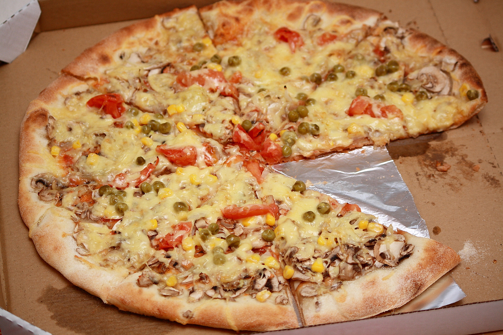 wysmienita pizza